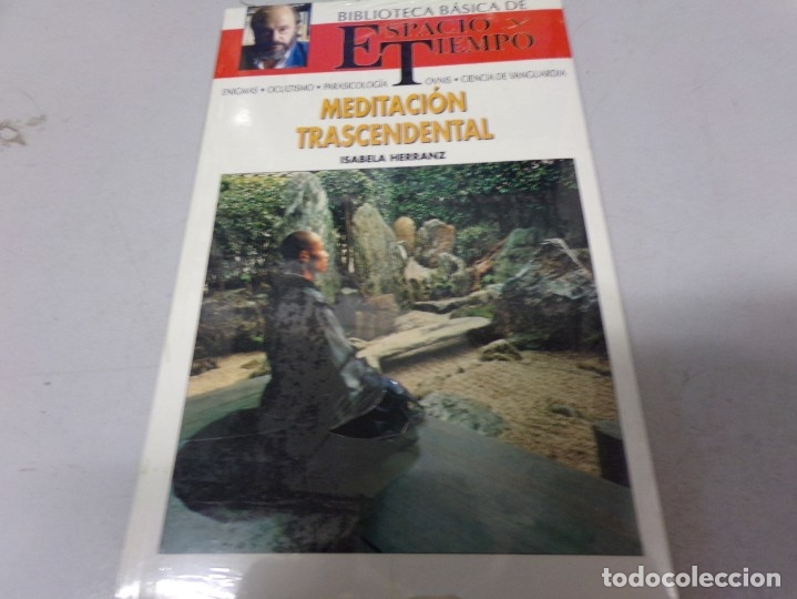 NUEVO PRECINTADO ESPACIO Y TIEMPO MEDITACION TRASCENDENTAL (Libros de Segunda Mano - Parapsicología y Esoterismo - Otros)