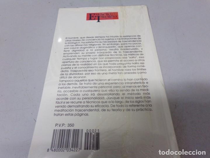 Libros de segunda mano: nuevo precintado espacio y tiempo meditacion trascendental - Foto 2 - 173267130