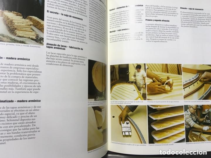 Libros de segunda mano: LA CONSTRUCCION DE PIANOS - UN ARTE DIFICIL SCHIMMEL - Foto 7 - 173279603