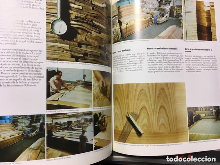 Libros de segunda mano: LA CONSTRUCCION DE PIANOS - UN ARTE DIFICIL SCHIMMEL - Foto 8 - 173279603