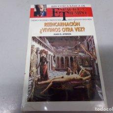 Libros de segunda mano: NUEVO PRECINTADO ESPACIO Y TIEMPO REENCARNACION ¿VIVIMOS OTRA VEZ?. Lote 173296640