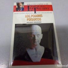 Libros de segunda mano: NUEVO PRECINTADO ESPACIO Y TIEMPO LOS PODERES PSIQUICOS . Lote 173296942