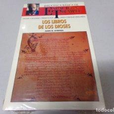 Libros de segunda mano: NUEVO PRECINTADO ESPACIO Y TIEMPO LOS LIBROS DE LOS DIOSES. Lote 173301523
