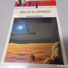 Libros de segunda mano: NUEVO PRECINTADO ESPACIO Y TIEMPO VIDA EN EL UNIVERSO . Lote 173301555
