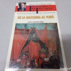 Libros de segunda mano: NUEVO PRECINTADO ESPACIO Y TIEMPO DE LA MACUMBLA AL VADU. Lote 173304572