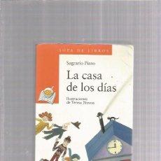 Libros de segunda mano: CASA DE LOS DIAS. Lote 173402739