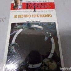 Libros de segunda mano: NUEVO PRECINTADO ESPACIO Y TIEMPO EL DESTINO ESTA ESCRITO. Lote 173409000