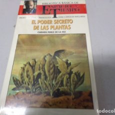 Libros de segunda mano: NUEVO PRECINTADO ESPACIO Y TIEMPO EL PODER SECRETO DE LAS PLANTAS . Lote 173411214