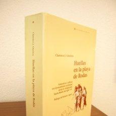 Libros de segunda mano: CLARENCE J. GLACKEN: HUELLAS EN LA PLAYA DE RODAS (EDS. DEL SERBAL, 1996) PRECINTADO. COMO NUEVO.. Lote 233887725
