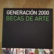 Libros de segunda mano: GENERACIÓN 2000. BECAS DE ARTE CAJA MADRID. Lote 173499354