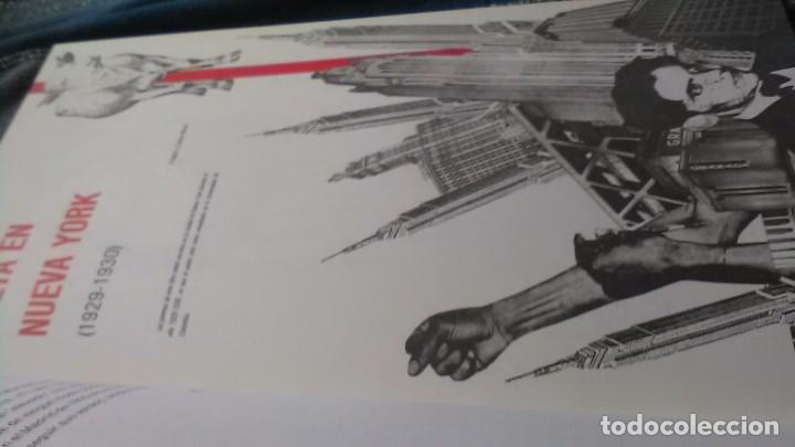 Libros de segunda mano: Poeta en nueva york, raro, federico Garcia lorca y juan Carlos eguillor - Foto 4 - 173489210
