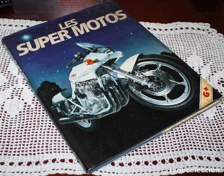LAS SUPERMOTOS LES SUPER MOTOS (Libros de Segunda Mano - Bellas artes, ocio y coleccionismo - Otros)