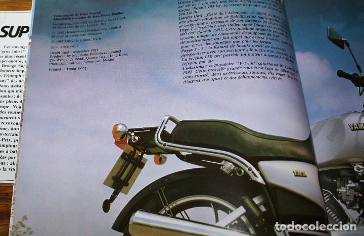 Libros de segunda mano: LAS SUPERMOTOS LES SUPER MOTOS - Foto 3 - 173550350