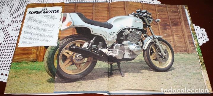 Libros de segunda mano: LAS SUPERMOTOS LES SUPER MOTOS - Foto 5 - 173550350