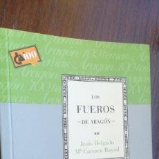 Libros de segunda mano: LOS FUEROS DE ARAGON/ CAI 100 ARAGON. Lote 173554877