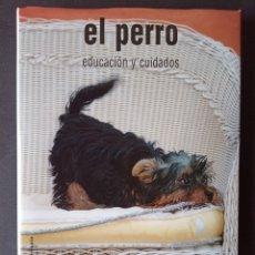 Libros de segunda mano: CTC - EL PERRO EDUCACION Y CUIDADOS - CONSULTA DE DIFUSION VETERINARIA - JAUME FATJO XAVIER MANTECA. Lote 173575585