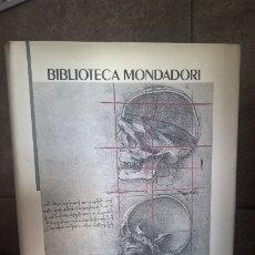 Libros de segunda mano: LA NUEVA MENTE DEL EMPERADOR. ROGER PENROSE. MONDADORI 1991. . Lote 173579458