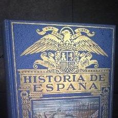 Libros de segunda mano: HISTORIA DE ESPAÑA. JOSE TERRERO. SOPENA 1958 EDICION ILUSTRADA CON 419 GRABADOS. . Lote 173592065