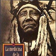 Libros de segunda mano: LA MEDICINA DE LA TIERRA - JAMIE SAMS. Lote 173641782