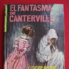 Libros de segunda mano: EL FANTASMA DE CANTERVILLE - OSCAR WILDE - EDITORIAL MATEU 1962.. Lote 173664175