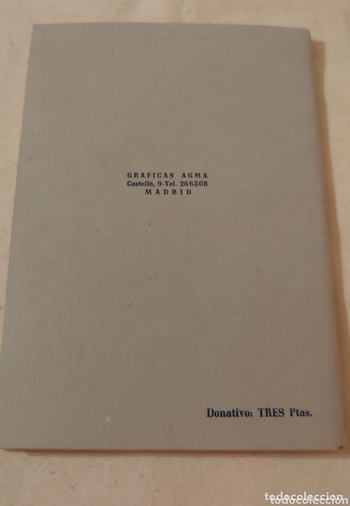 Libros de segunda mano: Reglamento 1947 Mutualidad Gral funcionarios M.Agricultura - Foto 3 - 173678417