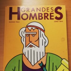 Libros de segunda mano: GRANDES HOMBRES (EUGENIO TRIAS / JORGE TRIAS) KAIRÓS. Lote 173791134
