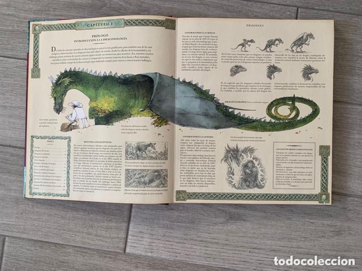 Libros de segunda mano: EL GRAN LIBRO DE LOS DRAGONES – Editado por: DUGALD STEER - Foto 4 - 173815700