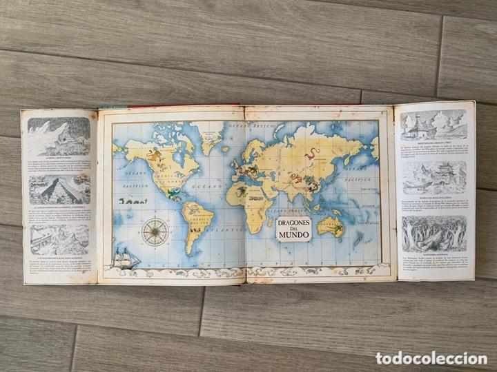 Libros de segunda mano: EL GRAN LIBRO DE LOS DRAGONES – Editado por: DUGALD STEER - Foto 5 - 173815700