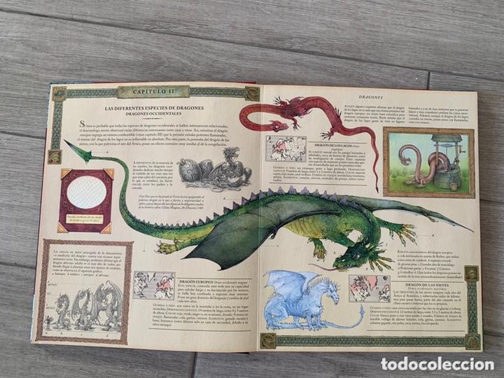Libros de segunda mano: EL GRAN LIBRO DE LOS DRAGONES – Editado por: DUGALD STEER - Foto 6 - 173815700