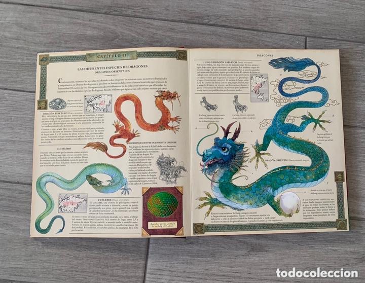 Libros de segunda mano: EL GRAN LIBRO DE LOS DRAGONES – Editado por: DUGALD STEER - Foto 8 - 173815700