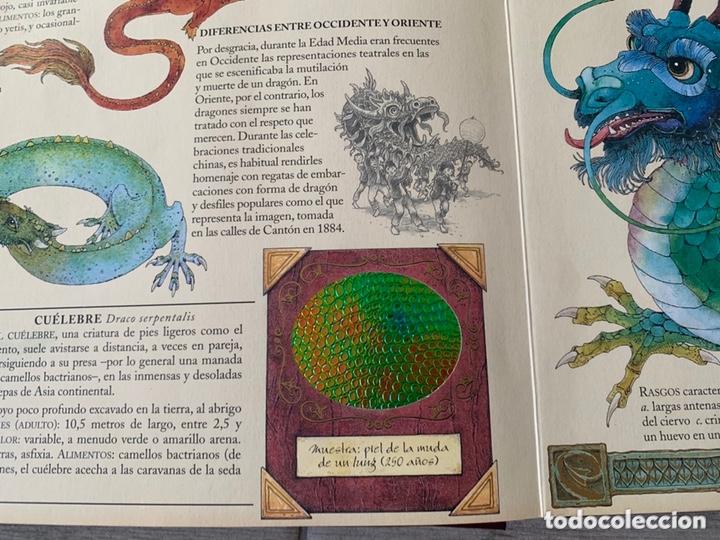Libros de segunda mano: EL GRAN LIBRO DE LOS DRAGONES – Editado por: DUGALD STEER - Foto 9 - 173815700