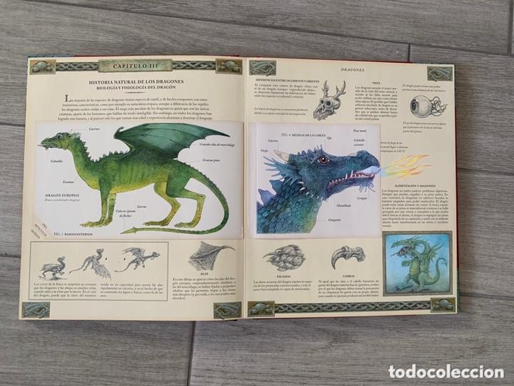 Libros de segunda mano: EL GRAN LIBRO DE LOS DRAGONES – Editado por: DUGALD STEER - Foto 12 - 173815700