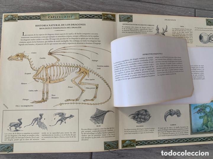 Libros de segunda mano: EL GRAN LIBRO DE LOS DRAGONES – Editado por: DUGALD STEER - Foto 14 - 173815700