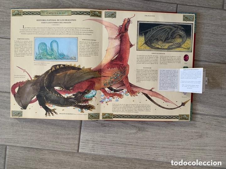 Libros de segunda mano: EL GRAN LIBRO DE LOS DRAGONES – Editado por: DUGALD STEER - Foto 18 - 173815700