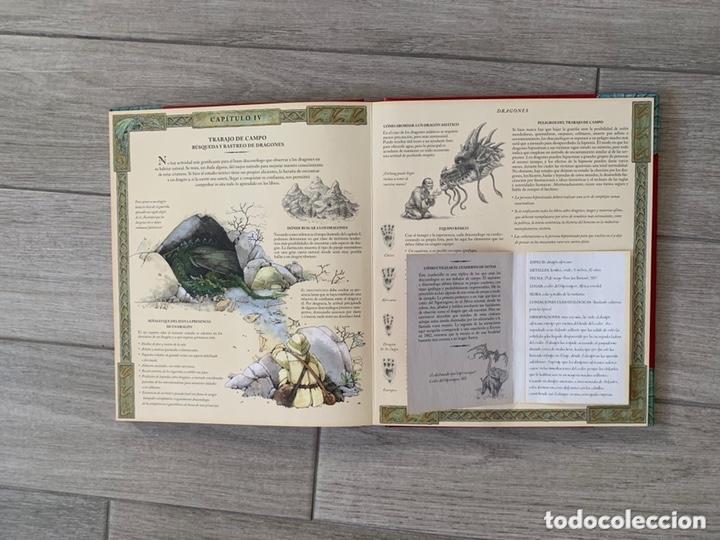 Libros de segunda mano: EL GRAN LIBRO DE LOS DRAGONES – Editado por: DUGALD STEER - Foto 19 - 173815700