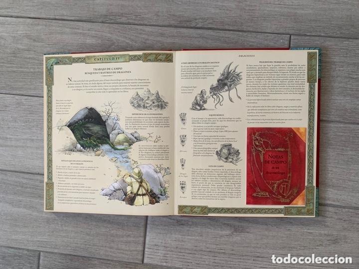 Libros de segunda mano: EL GRAN LIBRO DE LOS DRAGONES – Editado por: DUGALD STEER - Foto 20 - 173815700