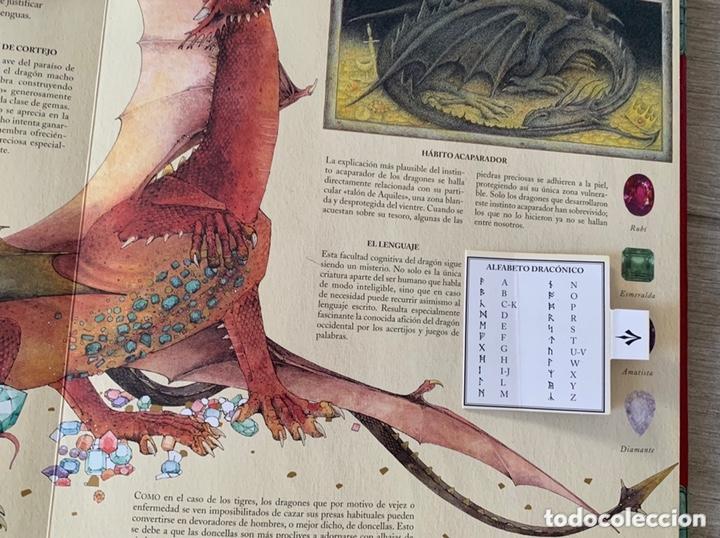 Libros de segunda mano: EL GRAN LIBRO DE LOS DRAGONES – Editado por: DUGALD STEER - Foto 21 - 173815700