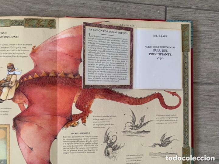Libros de segunda mano: EL GRAN LIBRO DE LOS DRAGONES – Editado por: DUGALD STEER - Foto 23 - 173815700