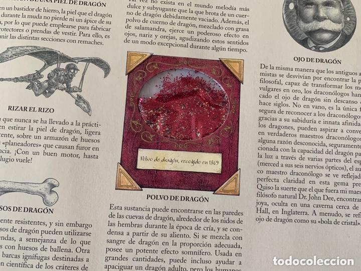 Libros de segunda mano: EL GRAN LIBRO DE LOS DRAGONES – Editado por: DUGALD STEER - Foto 25 - 173815700