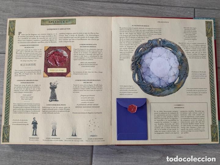 Libros de segunda mano: EL GRAN LIBRO DE LOS DRAGONES – Editado por: DUGALD STEER - Foto 26 - 173815700