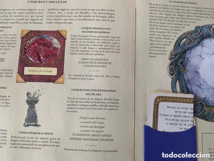 Libros de segunda mano: EL GRAN LIBRO DE LOS DRAGONES – Editado por: DUGALD STEER - Foto 27 - 173815700