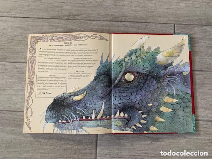 Libros de segunda mano: EL GRAN LIBRO DE LOS DRAGONES – Editado por: DUGALD STEER - Foto 29 - 173815700