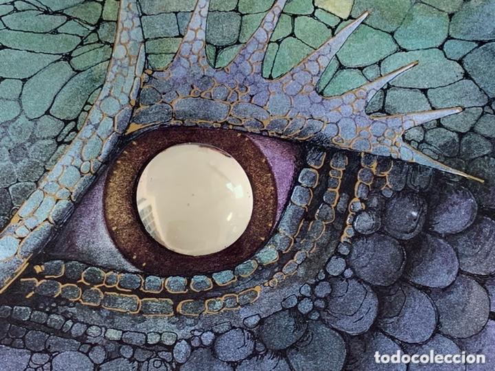 Libros de segunda mano: EL GRAN LIBRO DE LOS DRAGONES – Editado por: DUGALD STEER - Foto 30 - 173815700