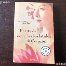 Livros em segunda mão: EL ARTE DE ESCUCHAR LOS LATIDOS DEL CORAZÓN. JAN PHILIPP SENDKER. Lote 173824232