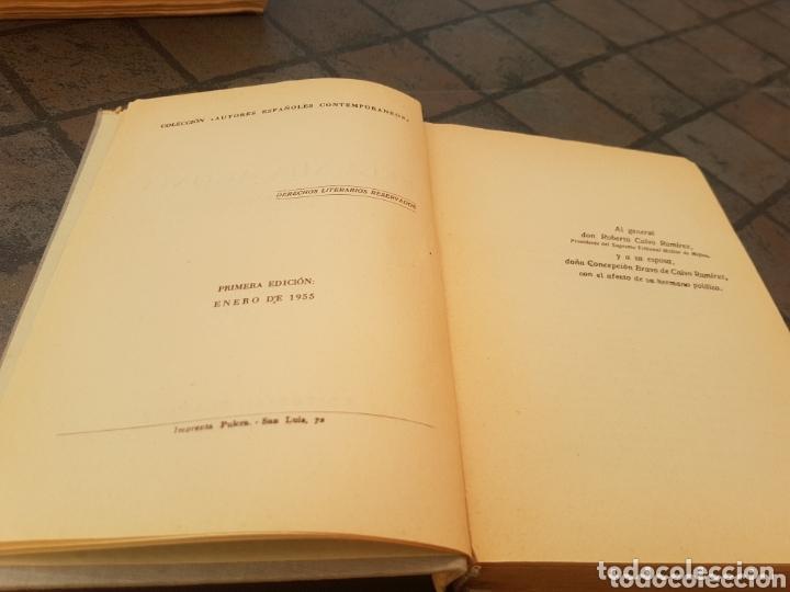 Libros de segunda mano: Segunda agonía primera edición de Planeta - Foto 2 - 173846877