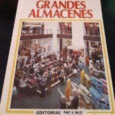 Libros de segunda mano: GRANDES ALMACENES, POR G. WHITING, ED. MOLINO, 1980. Lote 173848533