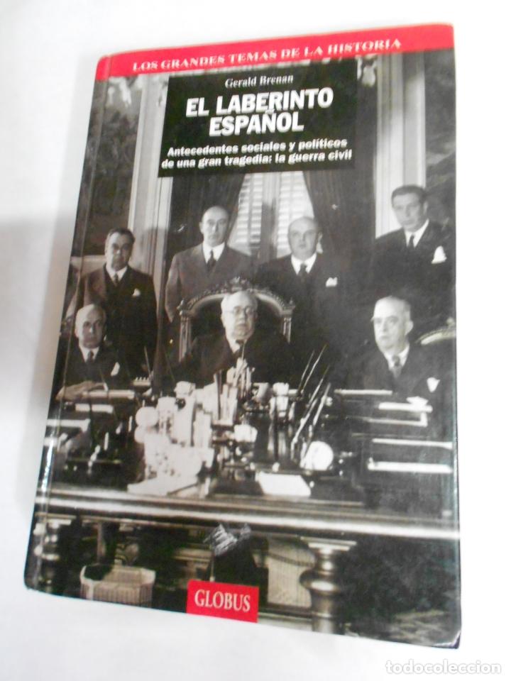 EL LABERINTO ESPAÑOL (Libros de Segunda Mano - Historia - Otros)