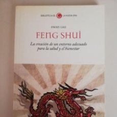 Libros de segunda mano: KWAN LAU - FENG SHUI. Lote 173879035