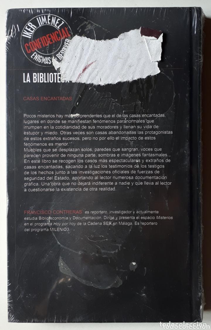 Libros de segunda mano: Libro Casas encantadas - Foto 2 - 173929874