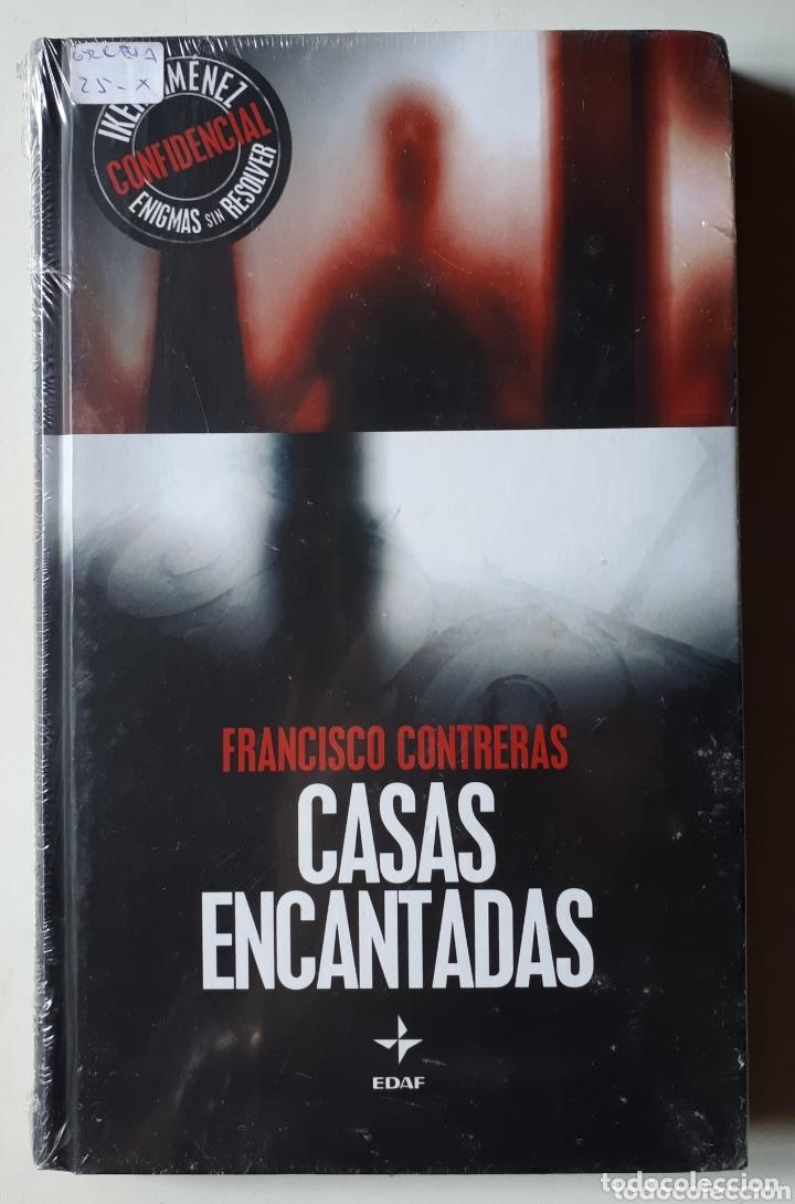 LIBRO CASAS ENCANTADAS (Libros de Segunda Mano - Parapsicología y Esoterismo - Otros)